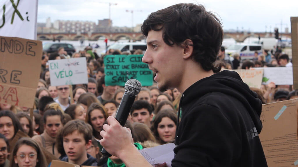 Youth For Climate Bordeaux